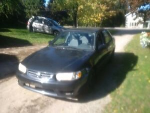2001 Toyota Corolla Sedanat Kitchener / Waterloo Kitchener Area image 2