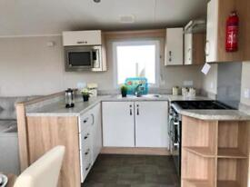 3 BEDROOM BRAND NEW CARAVAN, PATIO DOORS,