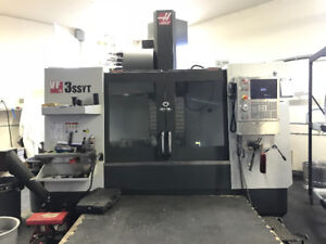 2016 HAAS VF3 SSYT WITH TOOLING