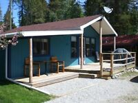 Cabin Rental at Moyie Lake in the East Kootenay