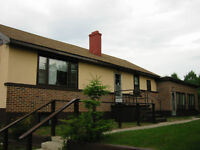 THREE BEDROOM APARTMENT - TROUT LAKE AREA