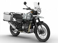 ROYAL ENFIELD HIMALAYAN ADVENTURE X1 AVAILABLE NOW FROM STOCK- LOADED BIKE