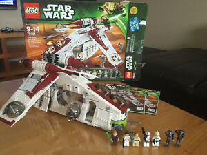 Lego Star Wars (Republic Gunship™)