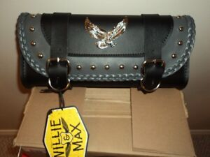 Willie & Max Fork Bag/Pouch (New)