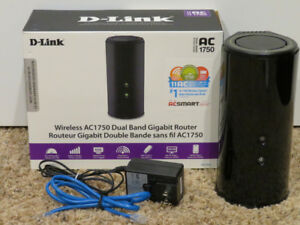 DLINK DIR 868l Wireless AC1750 Dual Band Gigabit RouteR LIKE NEW
