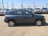 2008 Jeep Compass SUV,4X4..WHERE NOBODY IS REFUSED CREDIT !!