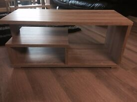 Coffe table or good for tv stand.