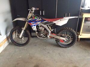 2014 Yamaha YZF450