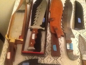 Damascus knives for sale,,brand new,,,new knives all the time Kitchener / Waterloo Kitchener Area image 2