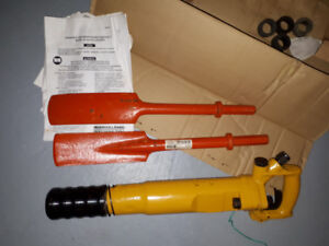 **New Ingersoll-Rand Professional Air Digger for Sale**