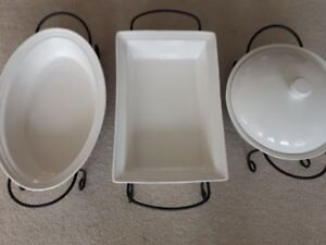 3 dishes