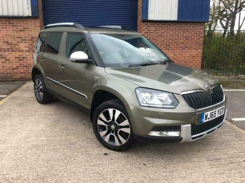 2015 Skoda Yeti 2 0 Tdi Scr Laurin Klement Outdoor 4x4 5dr