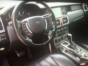 2007  Range Rover HSE (Supercharged)