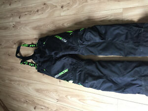 Fxr racing snowmobile pants