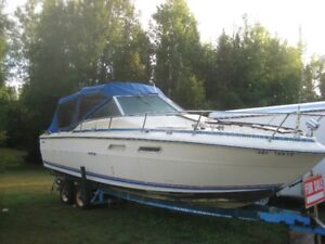 24 foot Sea Ray /trailer plus