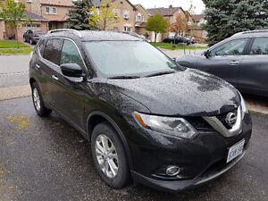 2016 Nissan Rogue SV AWD Lease Take-over 11 month