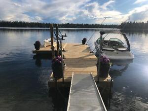 C & S Custom Docks - Cluculz Lake