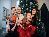 Christmas Photography Session at Affordable Rate