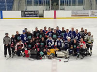 Need players for charity tournament with NHL alumni on your team