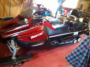 Artic Cat BEARCAT XLT 1100CC
