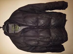Eddie Bauer Premium Goose Down Warm Coat