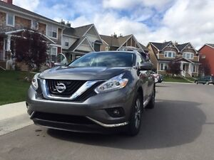 Nissan Murano SL 2016, only 1600 Kms. Full extras