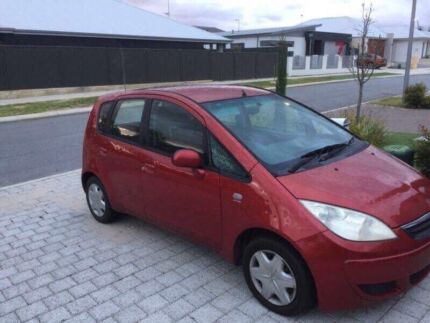 Selling our always faithful Mitsubishi Colt in Syndey