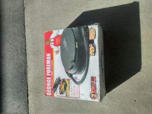 George Foreman Grill / New in box!