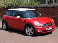 FINANACE AVILABLE!! 2007 MINI HATCH 1.6 COOPER 3dr, FSH, HALF LEATHER,