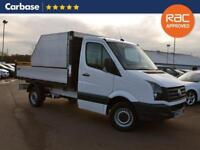 2013 VOLKSWAGEN CRAFTER 2.0 TDI 109PS Chassis Cab