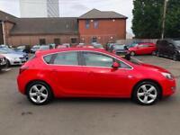 Vauxhall Astra 1.6i VVT 16v ( 115ps ) SRi - 1 Yr MOT, Warranty & AA Cover