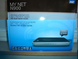 Routeur WD N900 et Linksys de Cisco WRT 120N