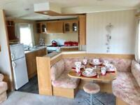 Static caravan for sale CONTACT DEAN 12 month season north west morecambe views