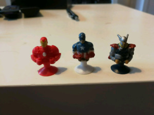 Collection marvel mania  micropopz
