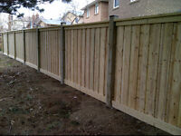 DISCOUNTED FENCE DECK AND POST HOLE 647 501 9685
