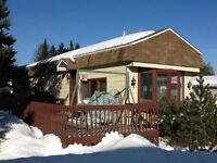 Maison mobile à Saint-Sauveur