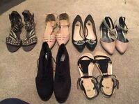 River island and new look shoes