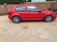 2003 GOLF 1.8 TURBO 114,000 PRIVATE PLATE - NEW DISCS AND PADS ALL ROUND ANNIVERSARY? PX SWAP?