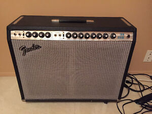 1978 Fender Twin Reverb in Excellent Condition