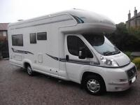 AUTOTRAIL APACHE 634U SE, U LOUNGE, 4 BERTH, EXCELLENT CONDITION