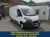 2016 16 PEUGEOT BOXER 2.2 HDI 335 L3H2 PROFESSIONAL 130 BHP AIR CON CRUISE CONT