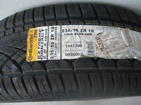 235/55 ZR 18 CONTINENTAL tire - Extreme Contact - NEW -
