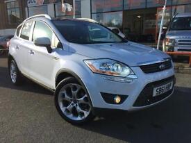 2011 61 FORD KUGA 2.0 TITANIUM X TDCI 5D AUTO POWER SHIFT, PAN ROOF DIESEL