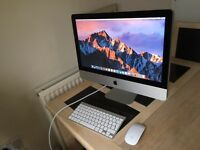 """Apple iMac A1311 21.5"""" Desktop HDD 1Tb Core i5 4 Gb Ram 2.7 Ghz (Mid 2011) Sierra OS"""
