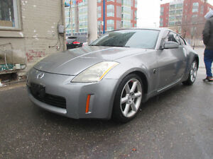 2003 Nissan 350Z leather/alloys Coupe (2 door)