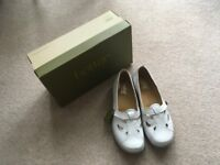 Hotter Women's Nirvana Mary Janes in White - size 6 - £15