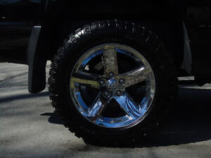 "20"" inch dodge rims (Rims only)"