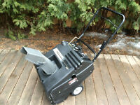 MURRAY SELECT 5HP SINGLE STAGE GAS POWERED SNOWBLOWER