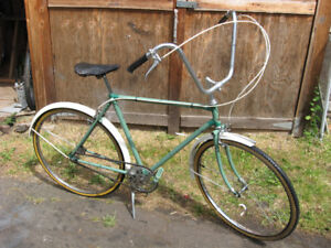 REDUCED Vintage Raleigh (made in England)