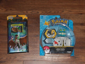 Pokemon Sun & Moon Theme Deck and Poke ball *NEW*